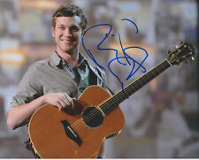 Phillip Phillips Raging Fire Unpack Your Heart SIGNED 8X10 Photo e PROOF