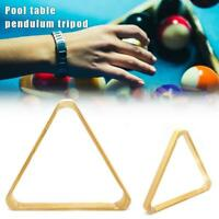 Snooker / Pool Triangles In Various Colours And Sizes  Billiard Rack