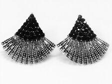 Beautiful Stylish Designer Fashion Latest  Silver Earrings For Women Girls