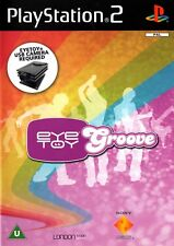 Eye Toy: Groove PS2 (PlayStation 2) - Free Postage - UK Seller 0711719681014
