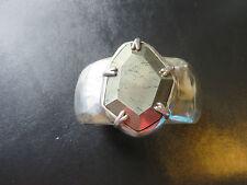SILPADA - B2881 - Perfectly Pyrite Cuff Bracelet