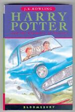 HARRY POTTER and the CHAMBER OF SECRETS, UK 1ST HB/HC Bloomsbury Book JK Rowling