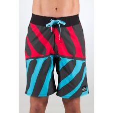 """Quiksilver Boardshorts 30"""" cintura Para hombre Boardies Jeremy Flores pro-Modelo Surf Nuevo"""