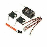 AR9020 9CH 2.4GHz Empfänger Digital Receiver Spektrum Bulk X-Plus + 2 Satellites