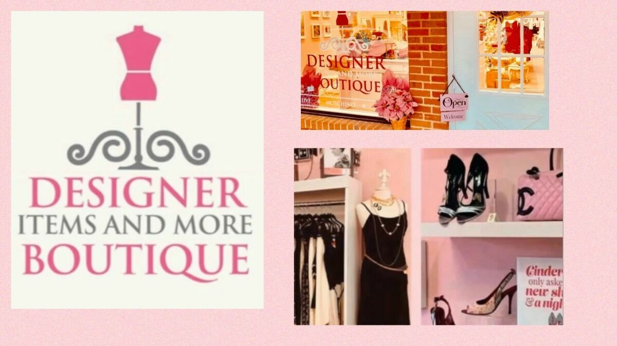 Designer Items and More Boutique