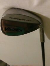 "Acuity Vanquish Low Torque Graphite Shaft 56° Degree Sand Wedge 32"" Golf Club RH"