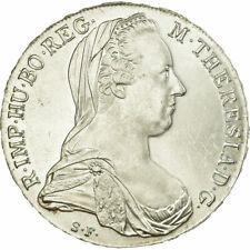 [#516375] Monnaie, Autriche, Joseph II, Thaler, 1780, Refrappe officielle, SPL