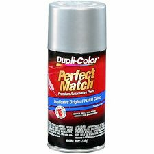 Duplicolor Bfm0236 For Ford Code D1 Yn Silver Charcoal Aerosol Spray Paint