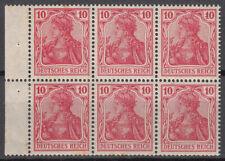 Germany - 1918 booklet pane Mi# HB1B - MH (7761)