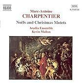Marc-Antoine Charpentier : Noels and christmas Motets CD (1999) new naxos