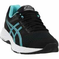 ASICS Gel-Contend 5  Casual Running Neutral Shoes - Black - Womens