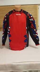 Reusch Vintage Retro Torwart Trikot Shirt Jersey Maglia Camiseta Goalkeeper XL