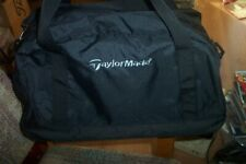 BRAND NEW Taylor Made corporate duffle overnight bag nylon