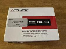 NEW in box ECLIPSE ECL-SC1 Sirius satellite radio interface module