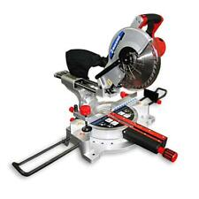 Miter Saw 250 Mm 10in With Laser And Dual Sliding Rail Mk300i