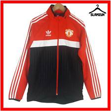 Manchester United Jacket Adidas Originals Small Football Training Kit Track Top