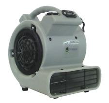 Baulüfter Bauventilator Baugebläse - leise - 361 m3/h mit Stundenzähler
