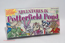 Adventures In Potterfield Pond Board Game from Faith Kids 2002 BRAND NEW