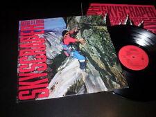 "David Lee Roth ""Skyscraper"" LP inner Warner Bros. Records – 925 671-1"