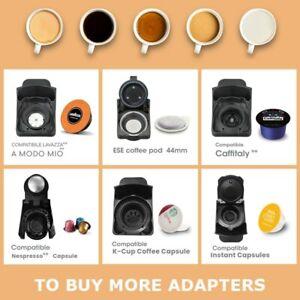 Coffee Machine Adapter Parts For Lavazza Blue Or Lavazza Modo Mio Or ESE K-Cup