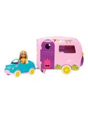 Barbie Club Chelsea Camper Playset