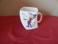 Golf Gifts Inc, Golf Cup Mug, definition of HOOK & SLICE Ceramic Mug