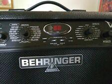BEHRINGER V-AMPIRE MODELING GUITAR AMP LX112 - 100W (mono),2x 50W (stereo) V-AMP