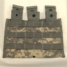 Three Mag pouch Triple Side by Side ARMY ACU Side by Side G1
