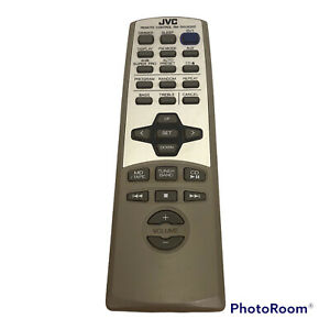 Genuine JVC RM-RXU5000 Micro Component System Remote For UX-5000 Clean Tested