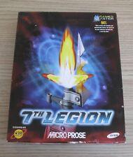 7th Legion - Original Big Box PC-CD Rom Game