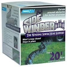 RV SIDE WINDER-Winding Sewer Hose Support for 20' hose