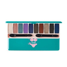 [Etude House] Eye Shadow Play Color Eyes 10 Colors Beach Party Palette Set