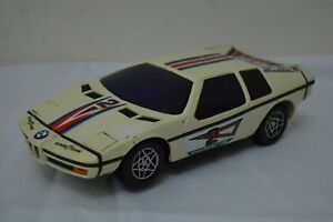 RARE Vintage 1978 BMW M1 Taiwan - BATTERY OPERATED - Bump & Go
