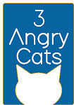3 Angry Cats