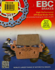 EBC R Series Long Life Sintered Brake Pads / One Pair (FA131R)