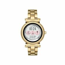Michael Kors Access 42mm Stainless Steel Case Gold Bracelet -  MKT5023