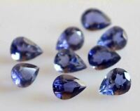 Wholesale Lot Natural Iolite 3X5MM To 6X8MM Oval Cabochon Loose Gemstone Free Shipping