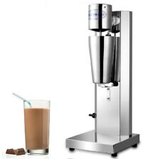 Commercial Milkshake Maker Machine Stainless Steel Frother Cup Smoothie