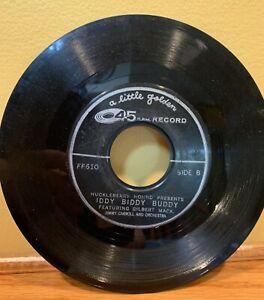 A little Golden 45 rpm Record / Gilbert Mack