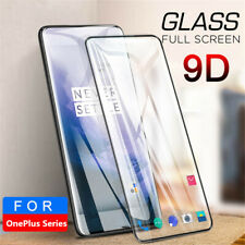For OnePlus 1+ 9 8 Pro Nord 7 Pro 6T 5 9H Tempered Glass Screen Protector Cover