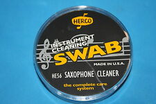 Herco Sax Swab with Brush, HE56, Made in the USA