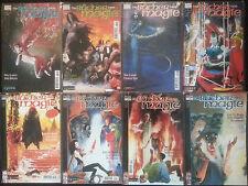 Bücher der Magie 1 2 3 4 5 6 7 8 Prestige Format (Speed - DC Vertigo deutsch)