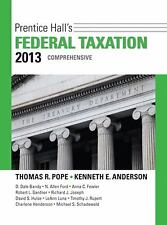 Prentice Hall's Federal Taxation 2013 Comprehensive (26th Edition)-ExLibrary