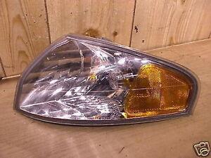 MAZDA 626  00 01 02 2000 2001 2002 CORNER LIGHT DRIVER LH LEFT OEM