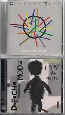 2 CD Depeche Mode 'sounds of the Universe/PLAYING THE ANGEL' NUOVO/NEW/OVP