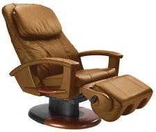 CAPPUCCINO LEATHER HT-135 Human Touch Massage Chair  Power Massaging Recliner FR