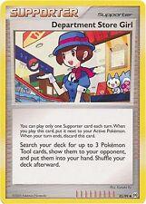 2X Department Store GIrl 85/99 Platinum Arceus PERFECT MINT! Pokemon