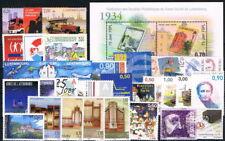 Luxemburg: Jahrgang 2009 ** postfrisch, MiNr. 1818 - 1851 komplett [9401]