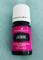 Young Living JASMINE 5ml Essential Oil Therapeutic Grade Free Shipping
