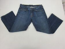 Citizens of Humanity Jeans Size 27 Kelly Low Waist Cropped #063 Capri Womens